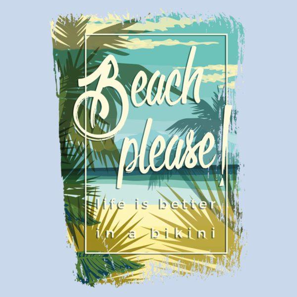 Beach-please minta