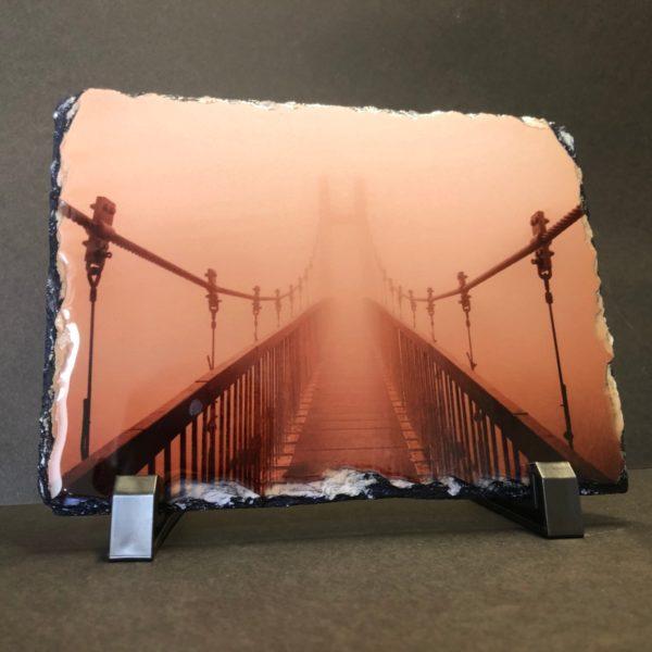 Téglalap alakú fotókő ajándékba