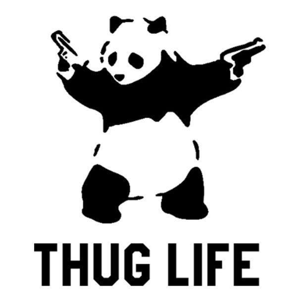 thug life minta